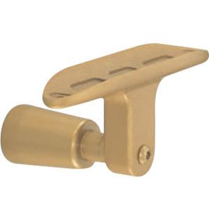シロクマ スライドブラケット長受 35mm径 アンバー 1箱10個価格 ※メーカー取寄品 ABR-800