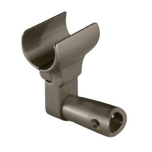 シロクマ ビームブラケットグリップ 35mm径メン シルバー 1箱10個価格 ※メーカー取寄品 ABR-807