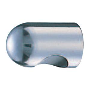 シロクマ アルミ キャノンツマミ 24mm径 シルバー 1箱30個価格 ※メーカー取寄品 A-50