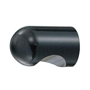 シロクマ アルミ キャノンツマミ 16mm径 ブラック 1箱30個価格 ※メーカー取寄品 A-50