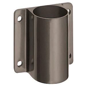 支柱ブラケット通 45mm径用 アンバー 1箱6個価格 ※メーカー取寄品 シロクマ ABR-818