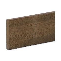 シロクマ ブラケットベース 100巾×2000 ミディアムオーク 1箱5枚価格 ※メーカー直送品 BR-900