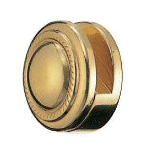 シロクマ 真鍮 ルーキー鏡受 30mm径 仙徳 1箱12個価格 ※メーカー取寄品 BT-11