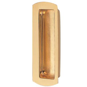 シロクマ スマイル戸引手 105mm 純金 1箱30個価格 ※メーカー取寄品 T-56