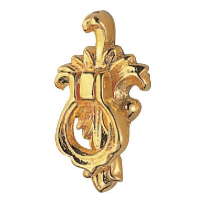 真鍮 リリーブラリ 純金 1箱30個価格 ※メーカー取寄品 シロクマ TB-22