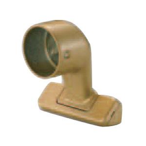 シロクマ スリムブラケット真壁用止 32mm径 AG 1箱10個価格 ※メーカー取寄品 BR-663