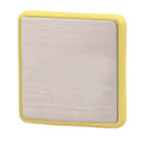 R形マグネット補助板 Cタイプ LL シルバー 1箱40個価格 ※メーカー取寄品 シロクマ C-480C