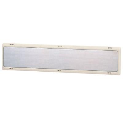 U形マグネット補助板 Uタイプ 220 アイボリ(1箱・20個価格)※メーカー取寄品 シロクマ C-483U