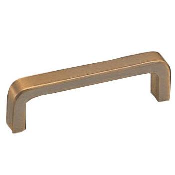 シロクマ 真鍮公団型角形一文字取手 55mm 仙徳 1箱20本価格 ※メーカー取寄品 HB-50