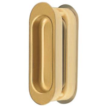 シロクマ 深底戸引手 両面用 120mm ゴールド 1箱15組価格 ※メーカー取寄品 ST-25W