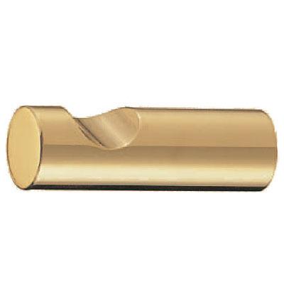 シロクマ 真鍮 ニューカットフック 金 1箱10個価格 ※メーカー取寄品 CB-16