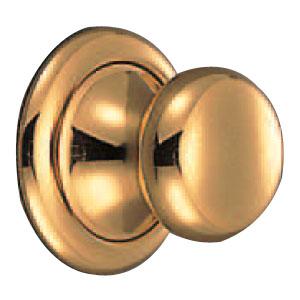 モンブランツマミ ラッチ付(23~28mm用)純金 1箱20組価格 ※メーカー取寄品 シロクマ PKB-2