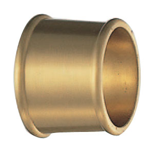 真鍮ツーリングソケット 32mm径用 クローム 1箱10個価格 ※メーカー取寄品 シロクマ PB-13