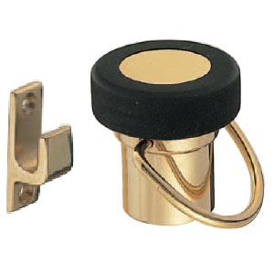 シロクマ リング戸当り 小 サテンゴールド 1箱6個価格 ※メーカー取寄品 RB-21