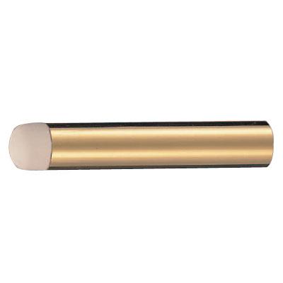 真鍮キャノン戸当り 70 サテンゴールド 1箱20個価格 ※メーカー取寄品 シロクマ RB-30