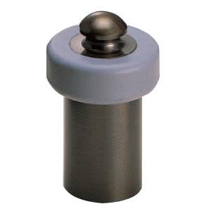 シロクマ 真鍮 ロイヤル戸当り 70mm ホワイト 1箱10個価格 ※メーカー取寄品 RB-40