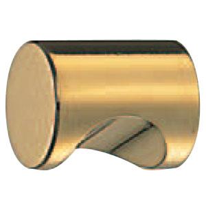 シロクマ 真鍮 ニューカットツマミ 22mm径 金 1箱30個価格 ※メーカー取寄品 KB-2