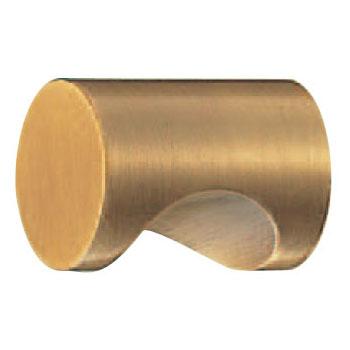 真鍮 ニューカットツマミ 14mm径 仙徳 1箱50個価格 ※メーカー取寄品 シロクマ KB-2