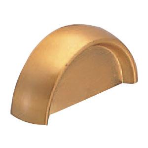 シロクマ 真鍮 セピアツマミ 純金消 1箱20個価格 ※メーカー取寄品 KB-17