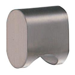 真鍮 ビスタツマミ 25mm ホワイト 1箱30個価格 ※メーカー取寄品 シロクマ KB-37