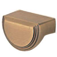 真鍮 グロリアツマミ 大 仙徳 1箱10個価格 ※メーカー取寄品 シロクマ KB-40