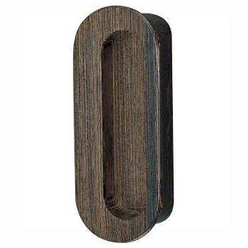 ウッド 小判手掛 100 白木ウッド 1箱20個価格 ※メーカー取寄品 シロクマ MW-9