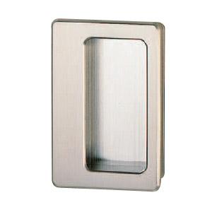 シロクマ 真鍮 ソリッド長角手掛 75mm ホワイト 1箱10個価格 ※メーカー取寄品 MB-11