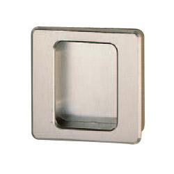 シロクマ 真鍮 ソリッド角両手掛 50mm 純金 1箱10個価格 ※メーカー取寄品 MB-16
