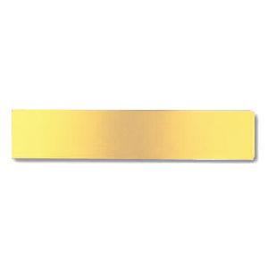 シロクマ サイン 1箱5枚価格 ※メーカー取寄品 ゴールド NB-1-6 応接室