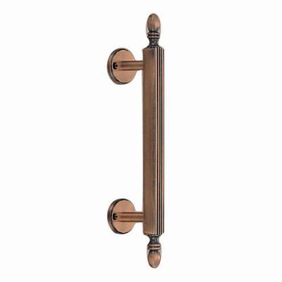 真鍮 コルドバ取手 中 金 1箱2本価格 ※メーカー取寄品 シロクマ NO-103