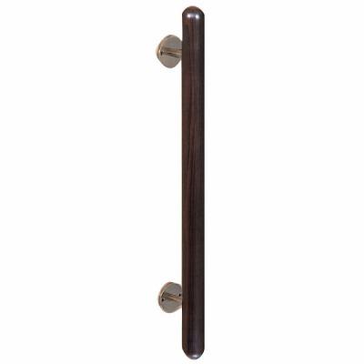 シロクマ 自然木カプセル取手 400mm 仙徳・オーク 1箱2本価格 ※メーカー取寄品 NO-181