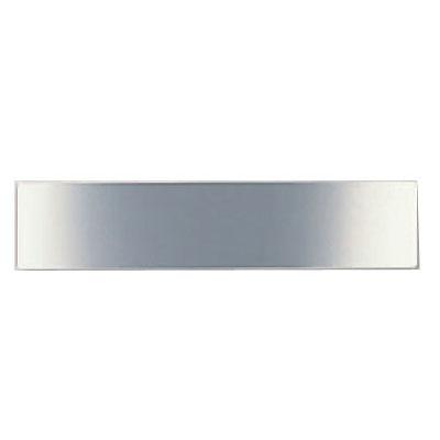 シロクマ サイン 湯沸室 ステンレス鏡面仕上 1箱5枚価格 ※メーカー取寄品 NS-1-16