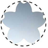 サクラ 27 鏡面磨 1箱20枚価格 ※メーカー取寄品 シロクマ NS-103