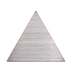 三角 80 ヘアーライン 1箱10枚価格 ※メーカー取寄品 シロクマ NS-106