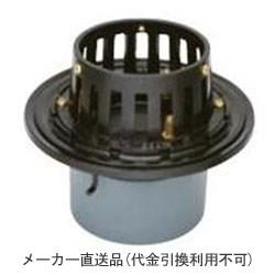 カネソウ 鋳鉄製ルーフドレイン たて引き用 打込型 バルコニー中継用(呼称200) ※メーカー直送代引不可 ESB-2-200