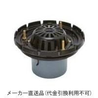 カネソウ 鋳鉄製ルーフドレイン たて引き用 打込型 外断熱用 バルコニー 庇・屋上用(呼称150) ※メーカー直送代引不可 ESRW-1-150