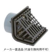 カネソウ 鋳鉄製ルーフドレン よこ引き用 打込型 屋上用 呼称125 ※メーカー直送代引不可 EXC-125