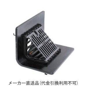 カネソウ 鋳鉄製ルーフドレン よこ引き用 打込型 屋上用 呼称125 ※メーカー直送代引不可 EXH-125
