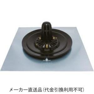 カネソウ 鋳鉄製ルーフドレイン たて引き用 鋼製下地断熱屋根工法用 屋上用(呼称75) WHP-6-75