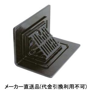 カネソウ 鋳鉄製ルーフドレン よこ引き用 打込型 屋上用 呼称100 ※メーカー直送代引不可 WHXS-100