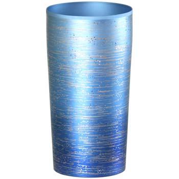 ホリエ チタン二重タンブラー 涼 大(ブルー) ※取寄品 T-08-RY-BLU