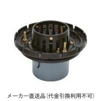 鋳鉄製ルーフドレイン たて引き用 打込型 外断熱用 バルコニー中継用(呼称125) ※メーカー直送代引不可 カネソウ ESBW-1-125