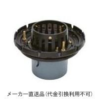 鋳鉄製ルーフドレイン たて引き用 打込型 外断熱用 バルコニー中継用(呼称150) ※メーカー直送代引不可 カネソウ ESBW-1-150