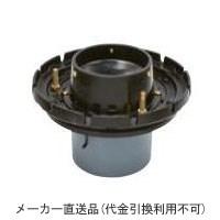 カネソウ 鋳鉄製ルーフドレイン たて引き用 打込型(呼称125) ※メーカー直送代引不可 ESJW-1-125