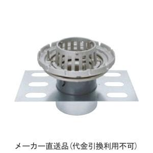 カネソウ ステンレス鋳鋼製ルーフドレイン たて引き用(呼称50) ※メーカー直送代引不可 EDSSBW-1-50