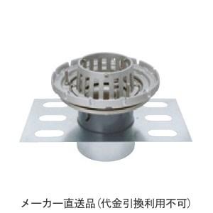 カネソウ ステンレス鋳鋼製ルーフドレイン たて引き用(呼称100) ※メーカー直送代引不可 EDSSBW-2-100