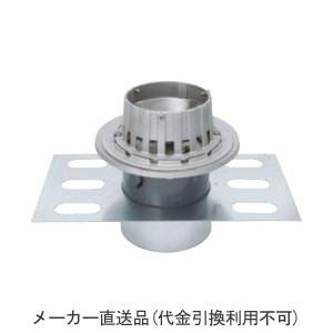 ステンレス鋳鋼製ルーフドレイン たて引き用(呼称125) ※メーカー直送代引不可 カネソウ EDSSJ-2-125