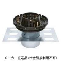 鋳鉄製ルーフドレイン たて引き用(呼称125) ※メーカー直送代引不可 カネソウ EDSBW-2-125