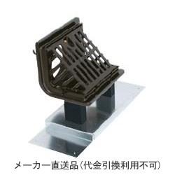 鋳鉄製ルーフドレイン よこ引き用 デッキプレート打込型 屋上用(呼称150) ※メーカー直送代引不可 カネソウ EDXG-150