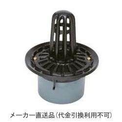 鋳鉄製ルーフドレイン たて引き用 打込型 屋上用(呼称150) メーカー直送代引不可 カネソウ EMP-2-150